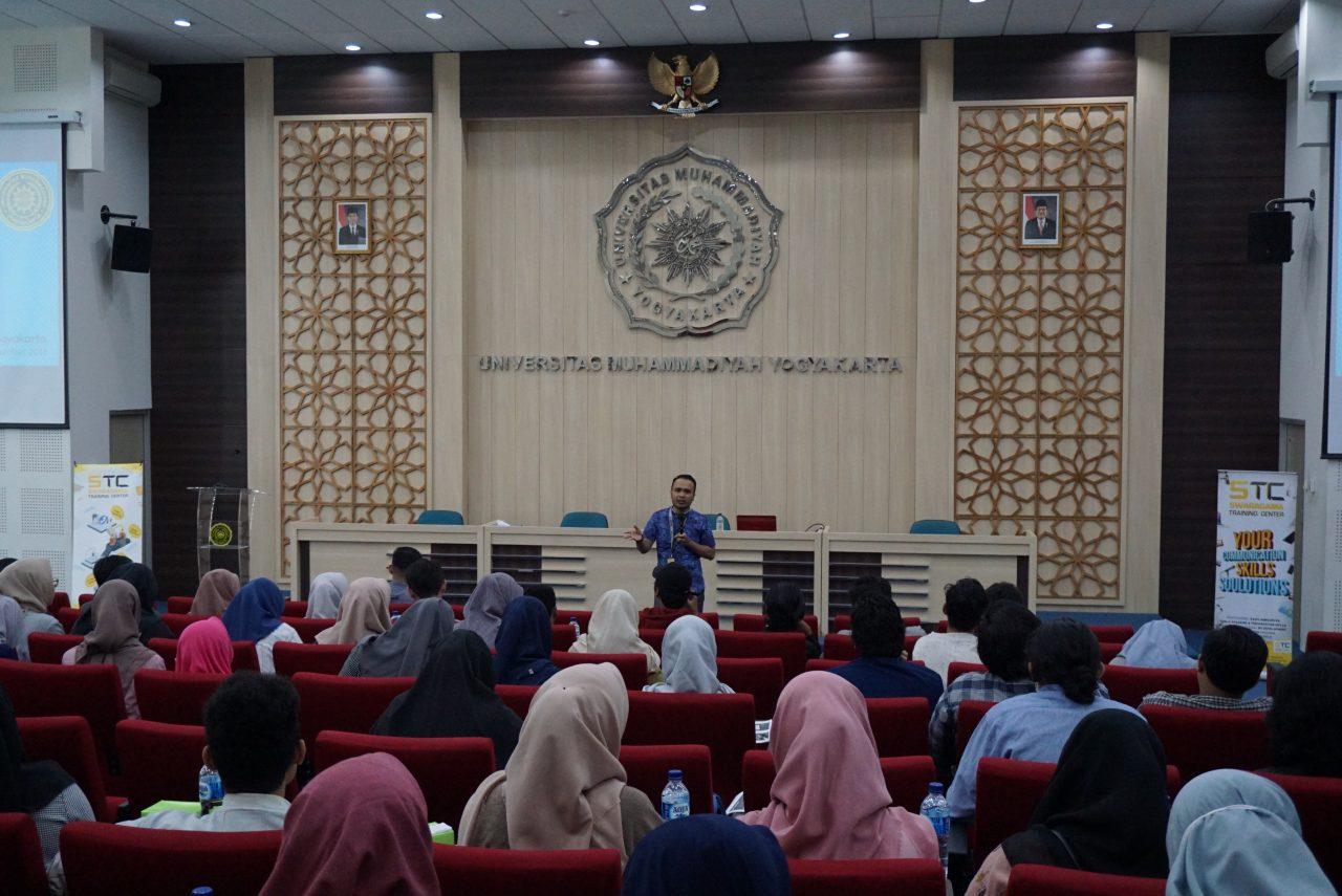Public Speaking Training – Hubungan Internasional UMY