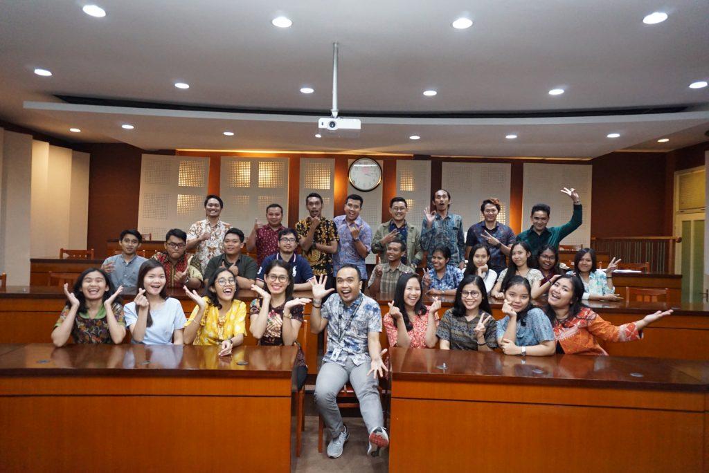 Public Speaking Training – Magister Management USD