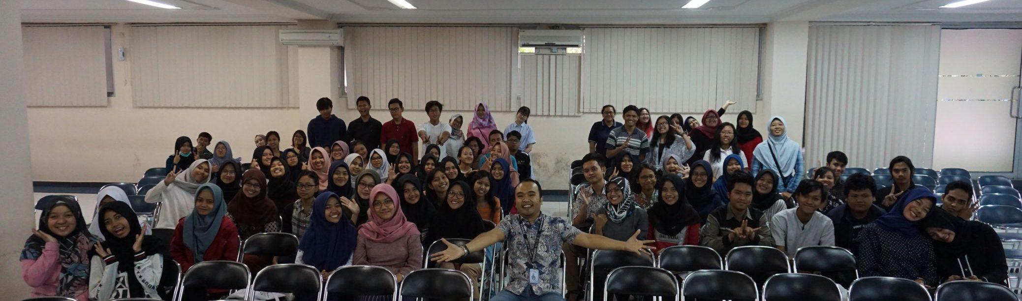 STC Goes to Campus – Psikologi UGM Yogyakarta