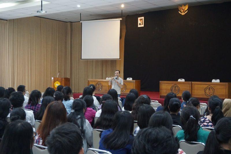 STC Goes to Campus – Fakultas Psikologi USD