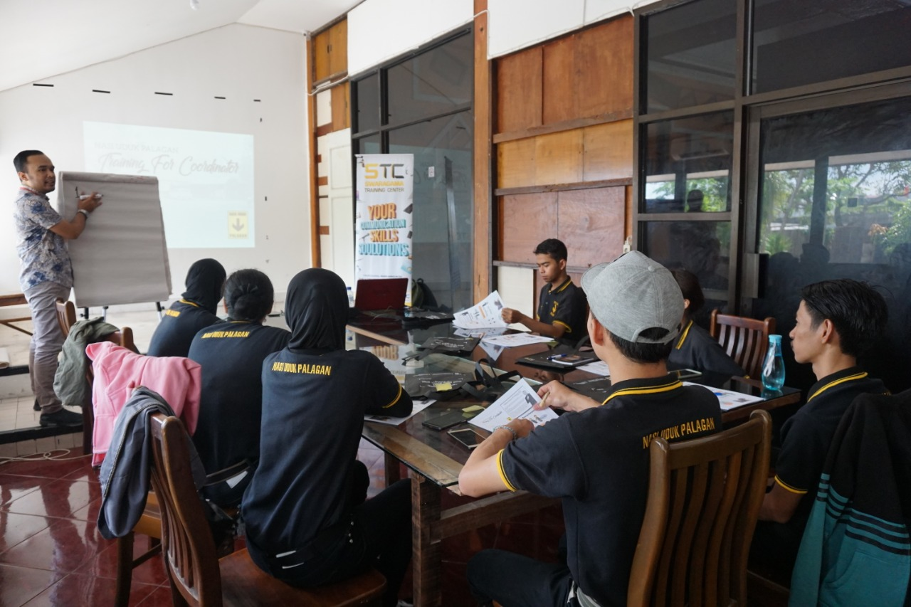 Training For Coordinator – Nasi Uduk Palagan, Januari 2020